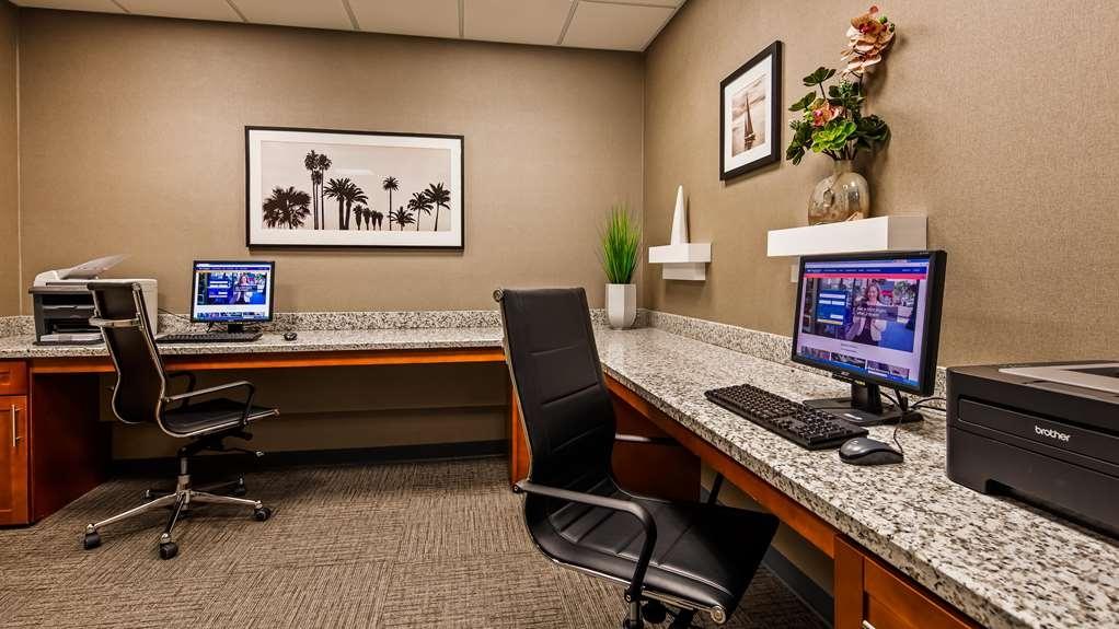 Best Western Plus Kendall Hotel & Suites - centre des affaires