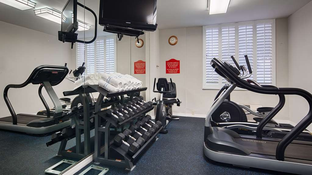 Best Western Fort Myers Inn & Suites - Time to work out? We have just the place.