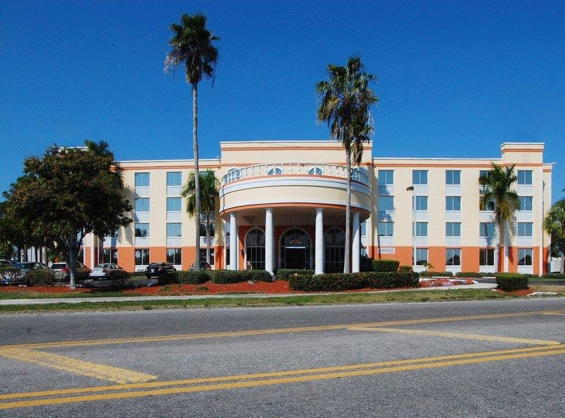 Best Western Fort Myers Inn & Suites - Vista exterior