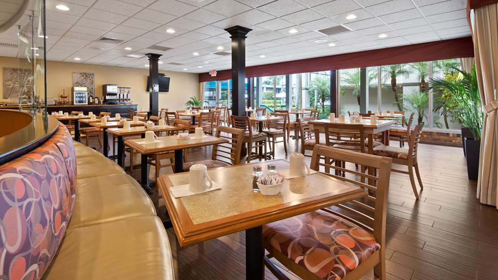 Best Western Downtown Stuart - Restaurante/Comedor