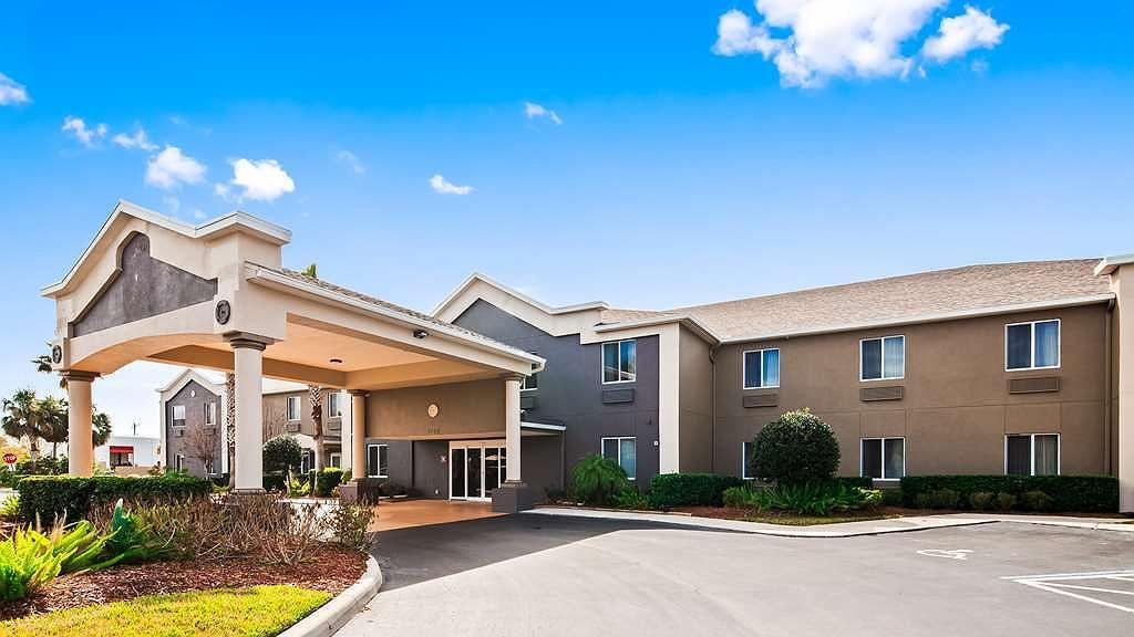 Best Western Edgewater Inn - Area esterna