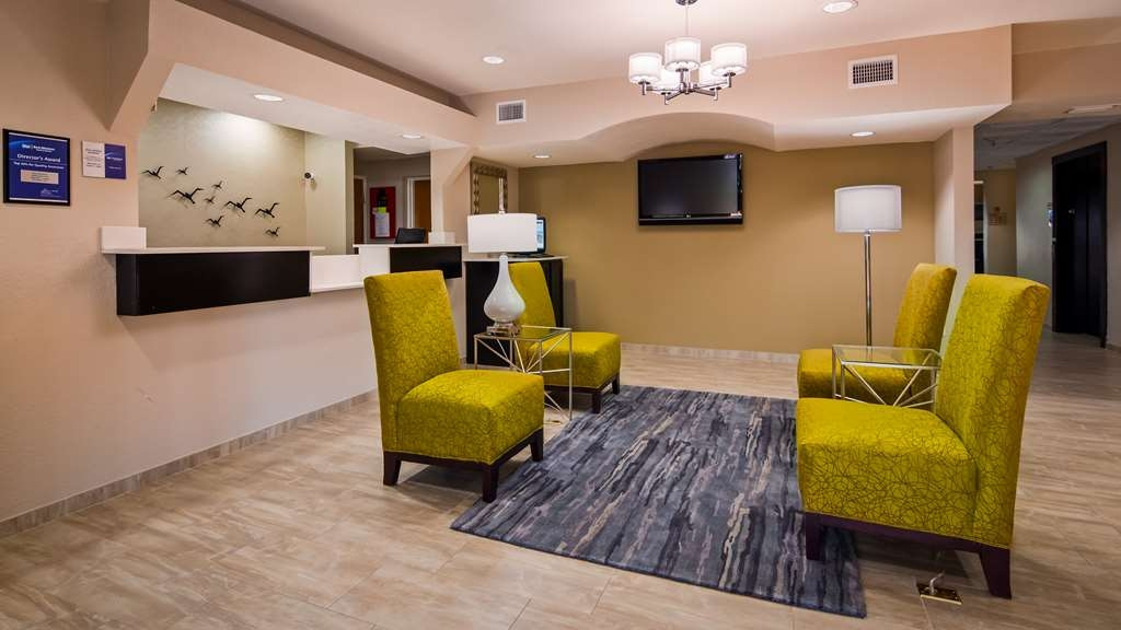 Best Western Edgewater Inn - Vue du lobby