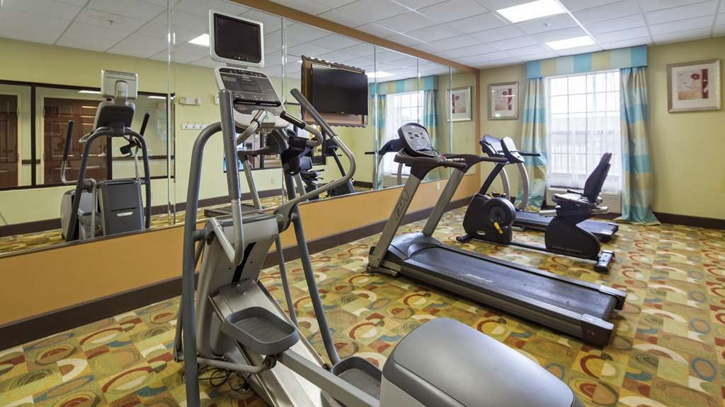Best Western Plus Bradenton Gateway Hotel - Fitnessstudio