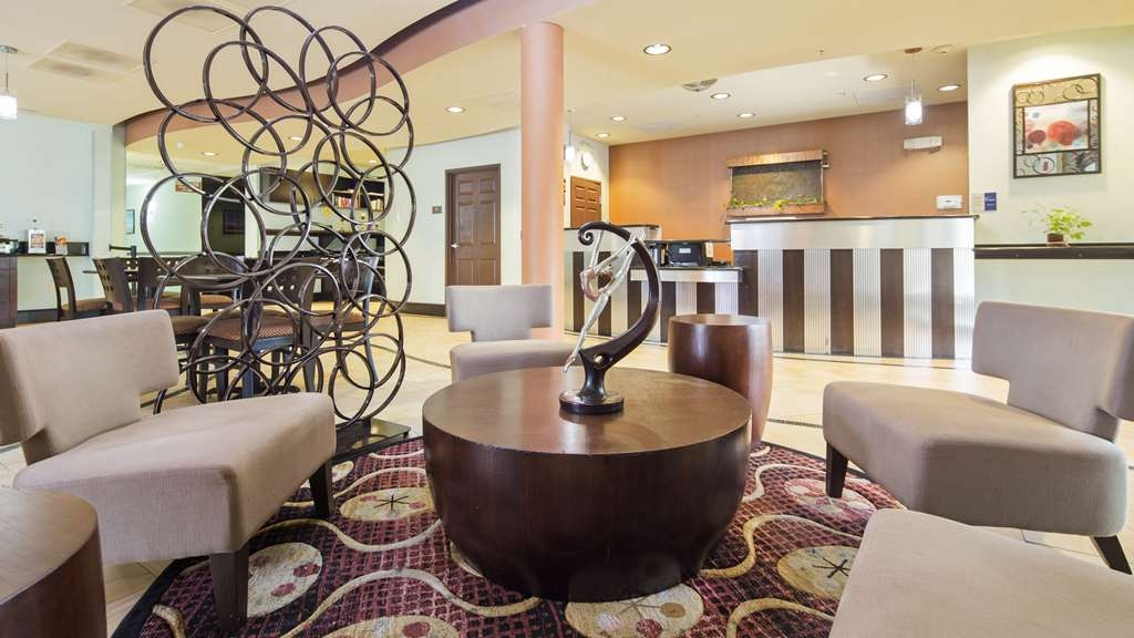 Best Western Plus Bradenton Gateway Hotel - empfang
