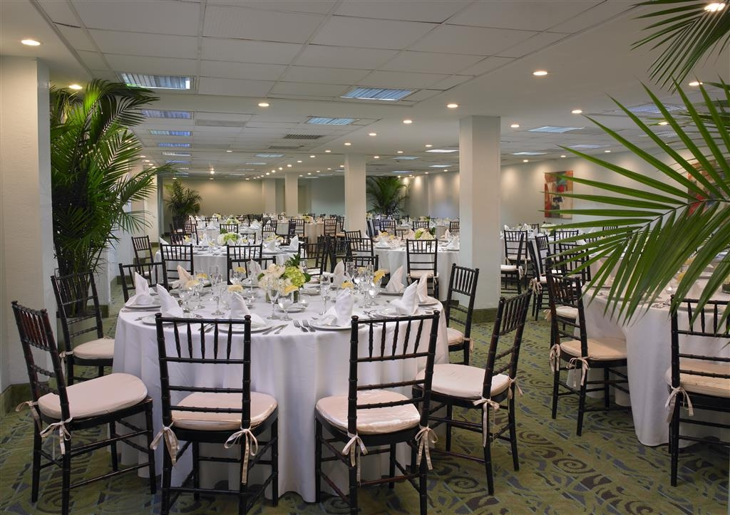 Best Western Plus Atlantic Beach Resort - ballsaal