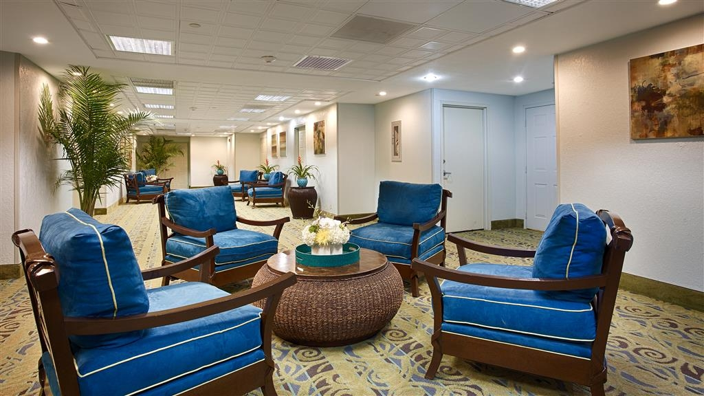 Best Western Plus Atlantic Beach Resort - Besprechungszimmer