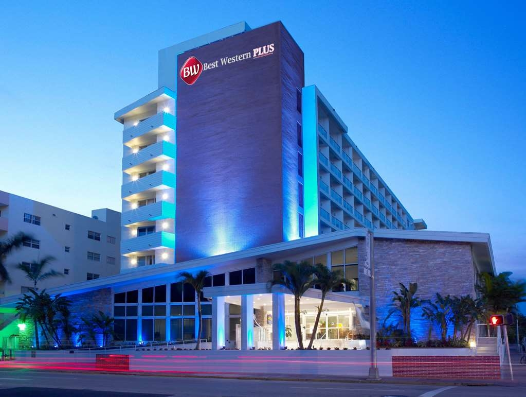 Best Western Plus Atlantic Beach Resort - Facciata dell'albergo