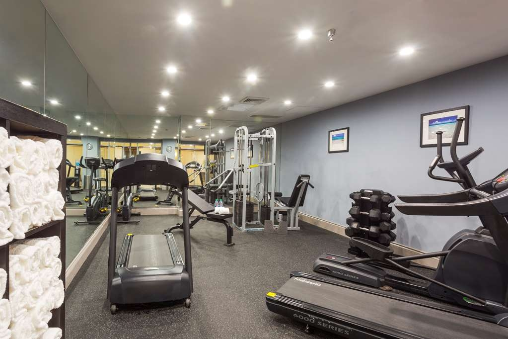 Best Western Plus Atlantic Beach Resort - Fitnessstudio