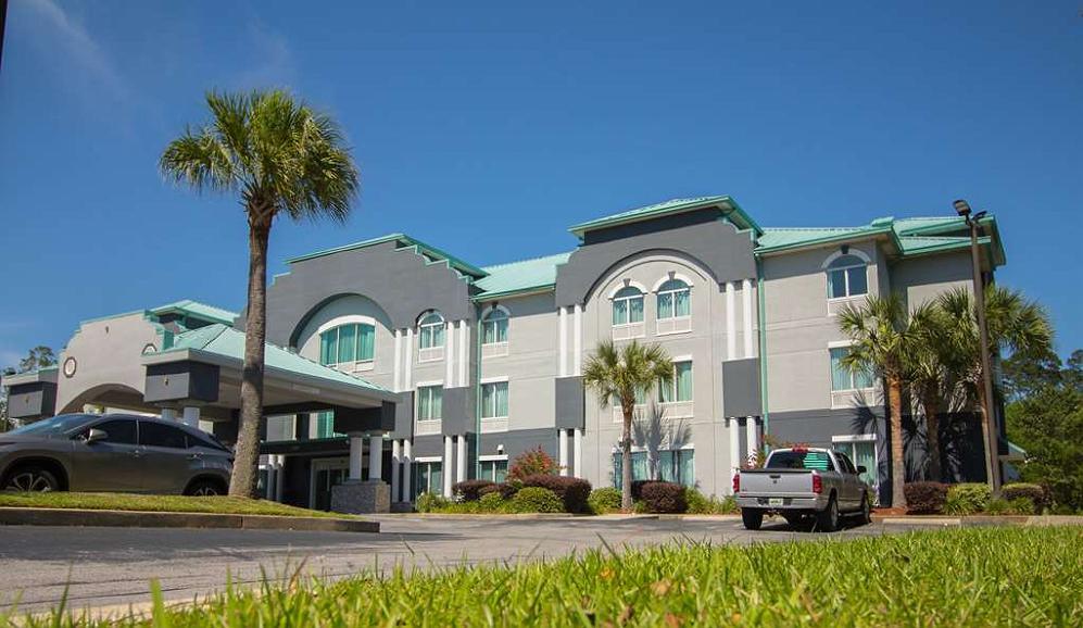 Best Western Plus Blue Angel Inn - Vista exterior