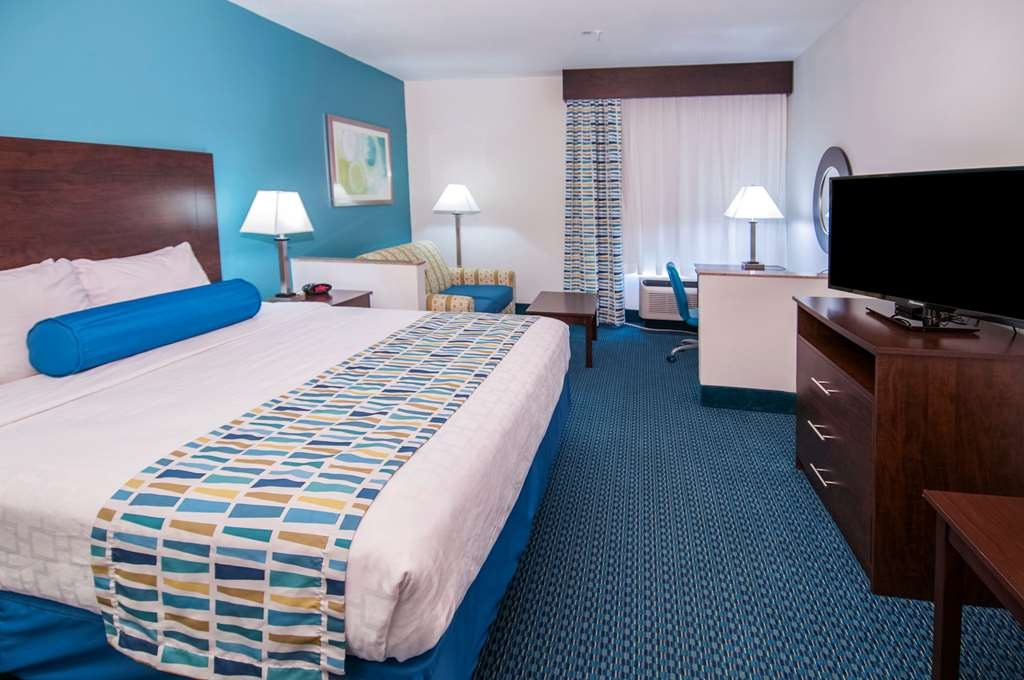 Best Western Plus Blue Angel Inn - Camera standard con letto king size
