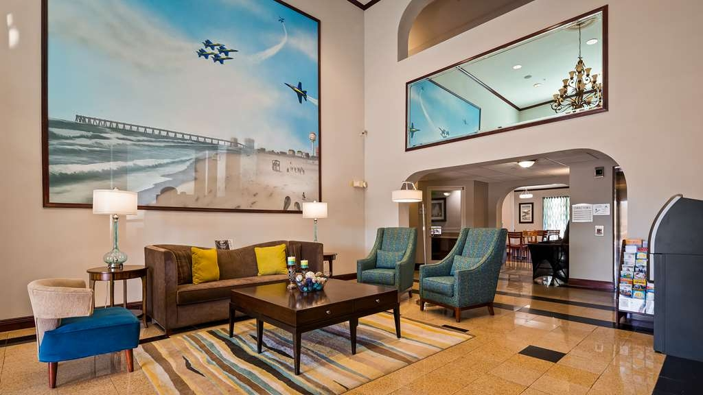 Best Western Plus Blue Angel Inn - Hall