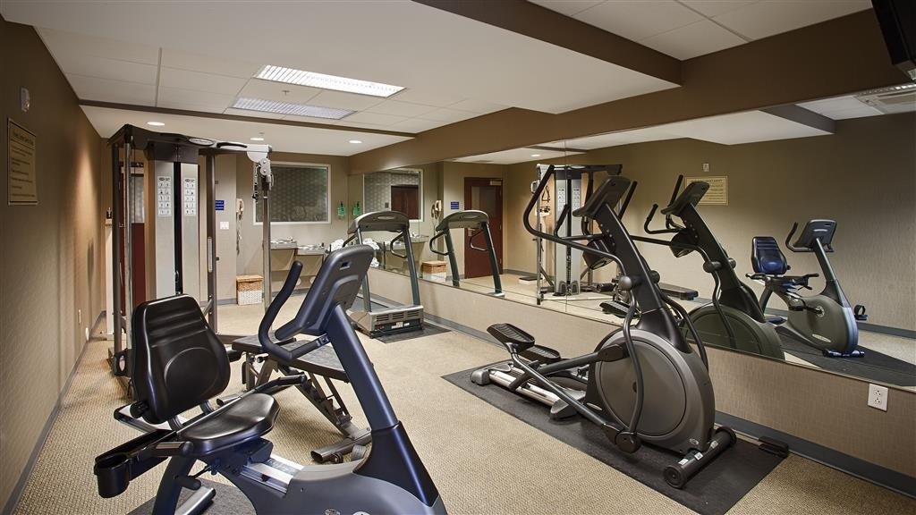 Best Western Plus Fort Lauderdale Airport South Inn & Suites - exercise chambre