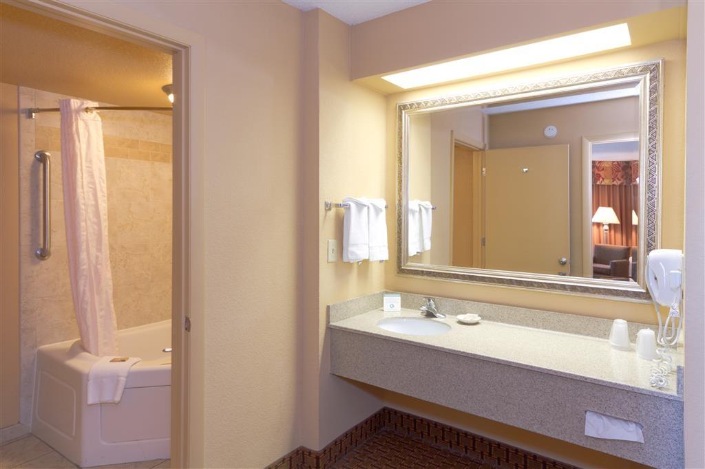 Best Western Castillo Del Sol - Cuarto de baño de clientes