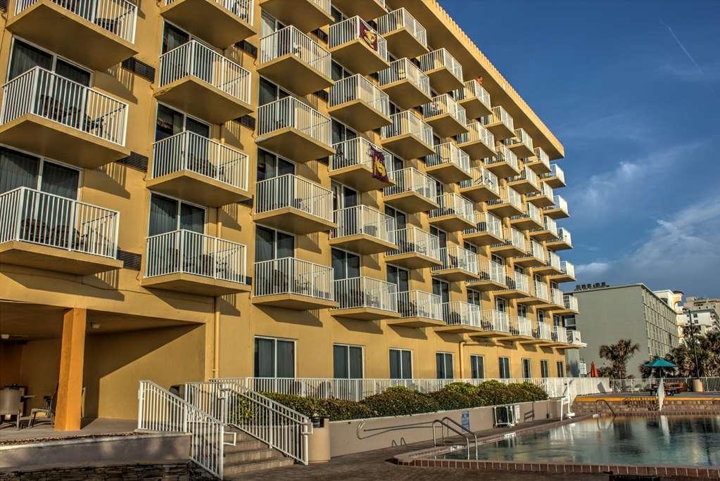 Best Western Castillo Del Sol - Vista desde el balcón
