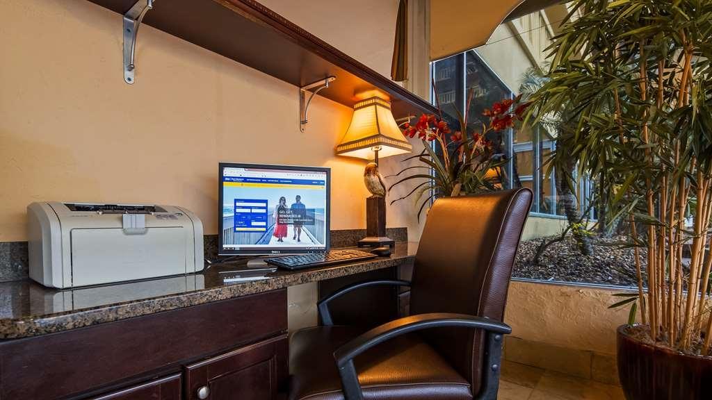 Best Western Castillo Del Sol - centro de negocios-característica