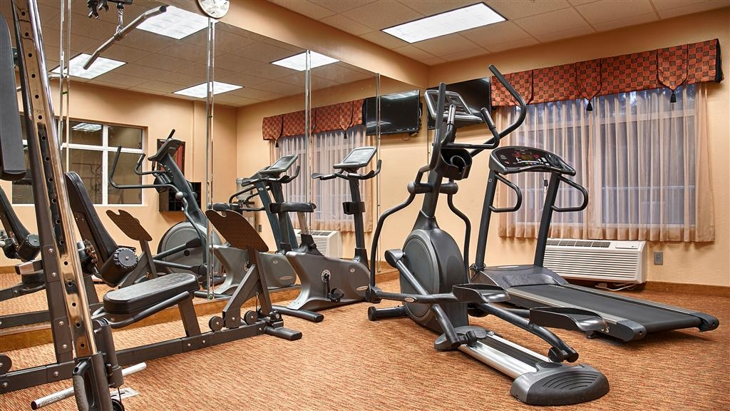 Best Western Plus Cecil Field Inn & Suites - Centre de fitness