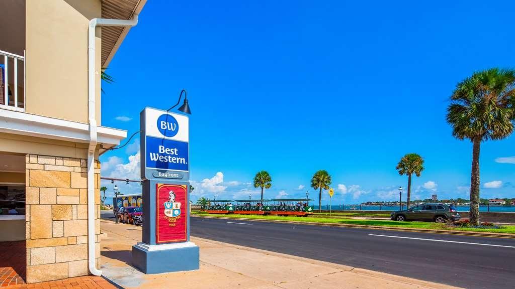 Best Western Bayfront - Facciata dell'albergo