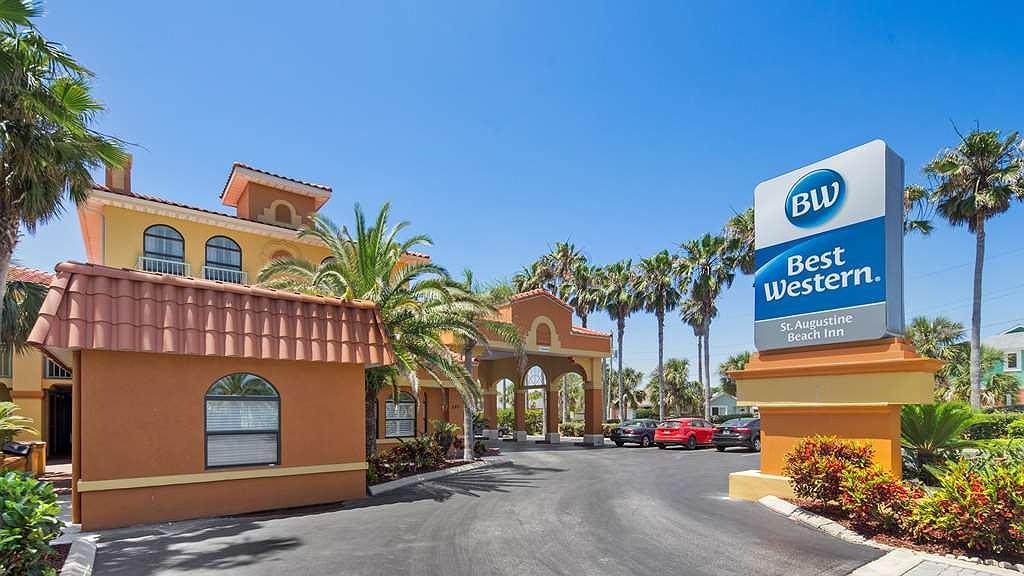 Best Western St. Augustine Beach Inn - Vista exterior