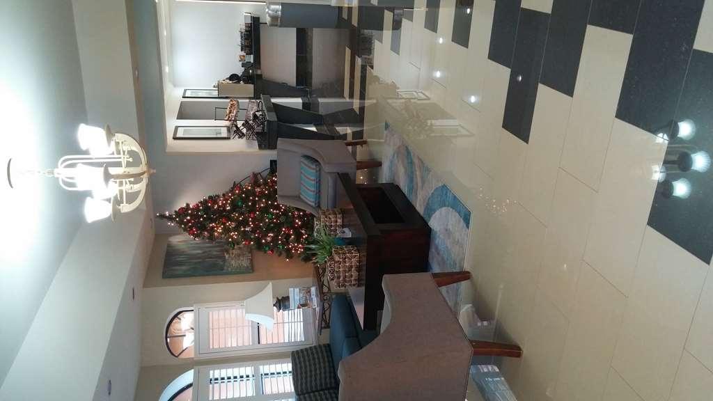Best Western St. Augustine Beach Inn - Hall de l'hôtel