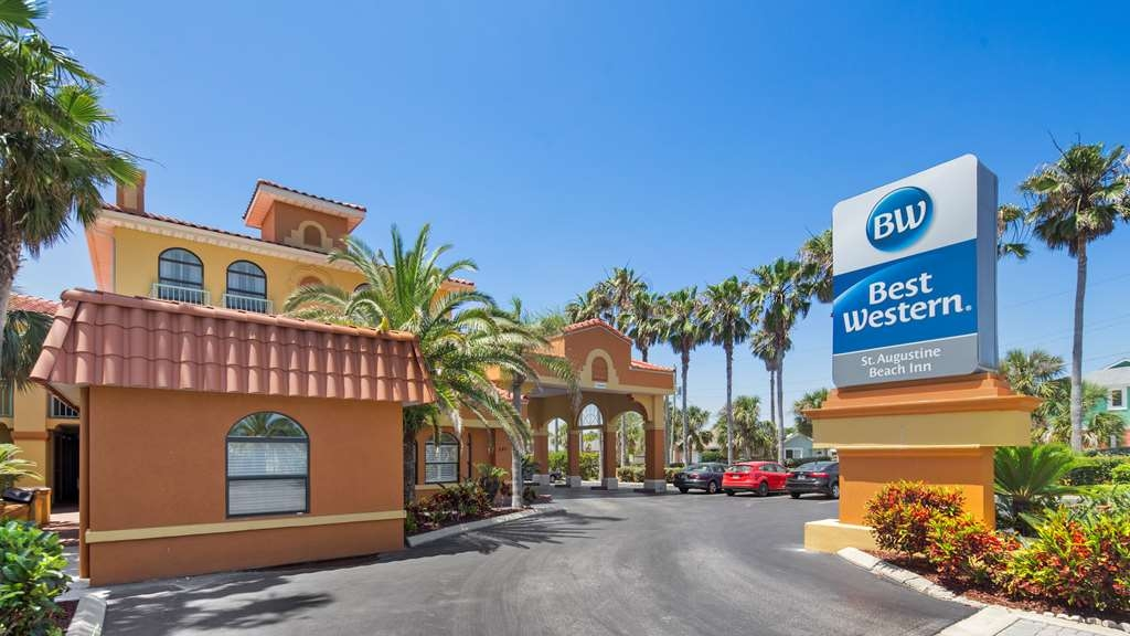 Best Western St. Augustine Beach Inn - Best western Beach Inn