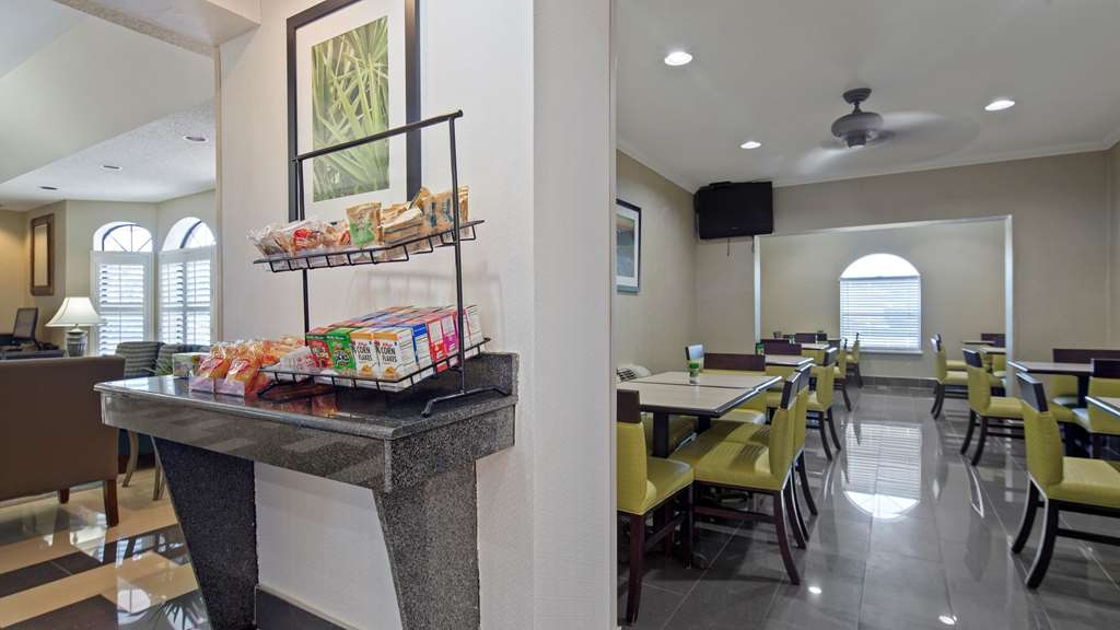 Best Western St. Augustine Beach Inn - Enjoy our delicious Hot/Cold Breakfast, where we have choices for everyone