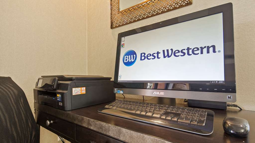 Best Western St. Augustine Beach Inn - Print your important documents at our bu