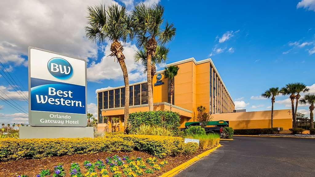 Best Western Orlando Gateway Hotel - Vista exterior