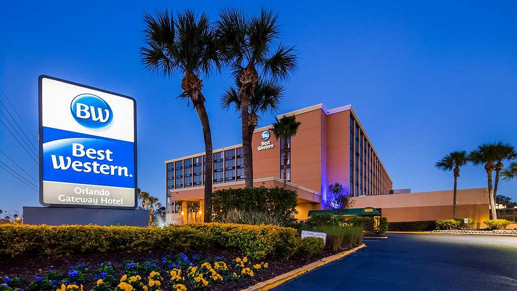 Best Western Orlando Gateway Hotel - Außenansicht