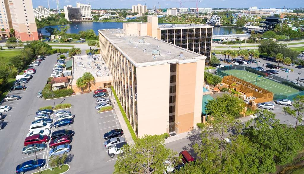 Best Western Orlando Gateway Hotel - Facciata dell'albergo