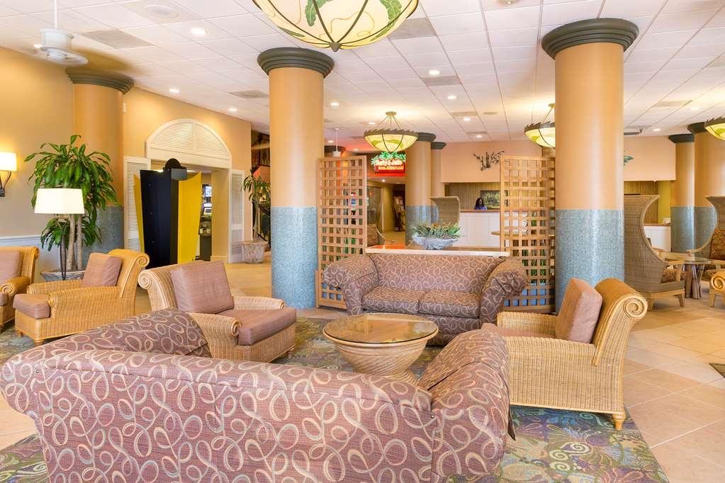 Best Western Orlando Gateway Hotel - Vestíbulo del hotel
