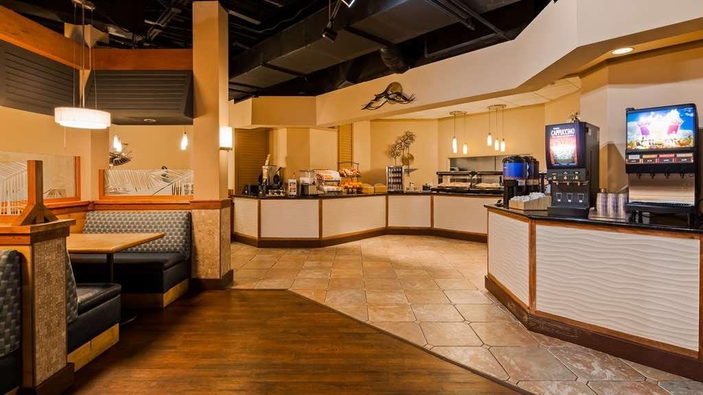 Best Western Orlando Gateway Hotel - Breakfast Area
