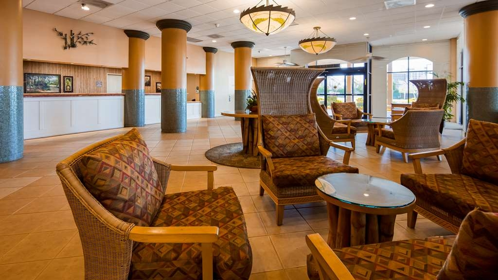 Best Western Orlando Gateway Hotel - Lobbyansicht