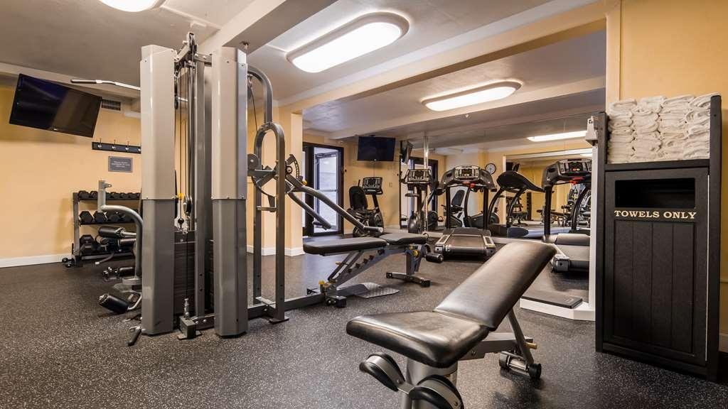 Best Western Orlando Gateway Hotel - Fitnessstudio