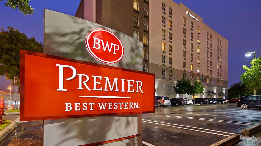 Best Western Premier Miami Intl Airport Hotel & Suites Coral Gables - Vue extérieure