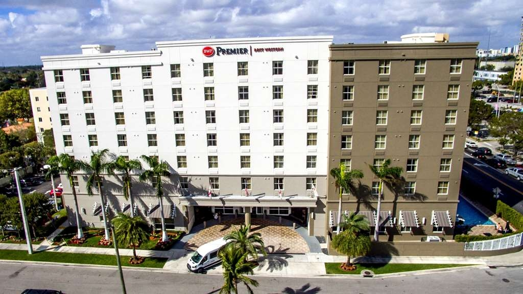 Best Western Premier Miami Intl Airport Hotel & Suites Coral Gables - Facciata dell'albergo