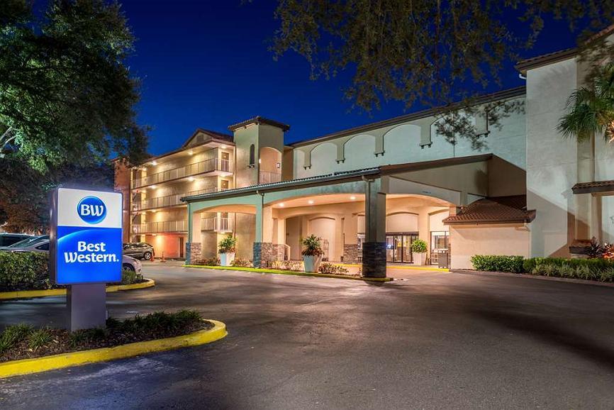 Best Western International Drive - Orlando - Vista exterior