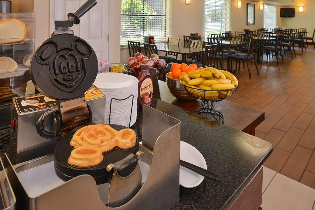 Best Western International Drive - Orlando - Frühstücksbuffet