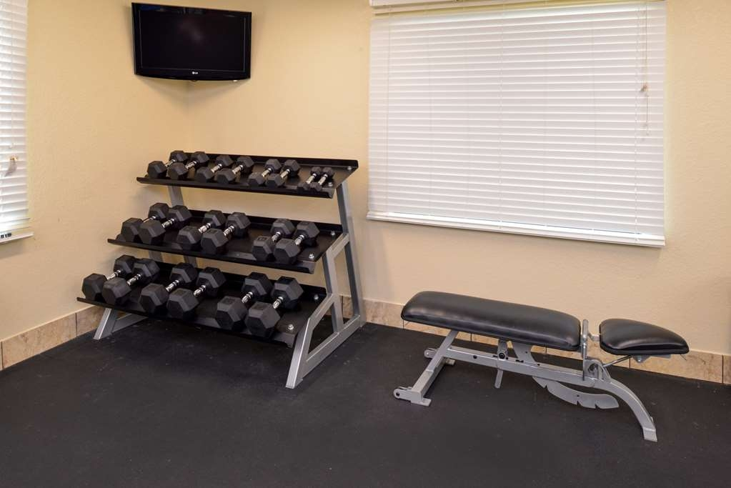Best Western International Drive - Orlando - fitnessraum