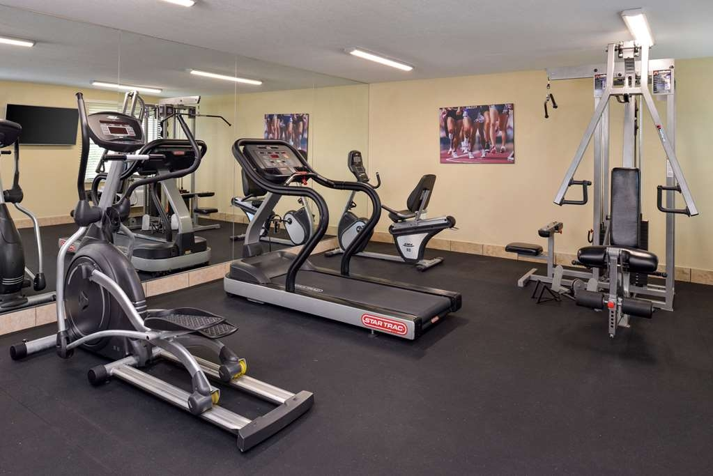 Best Western International Drive - Orlando - Fitnessstudio