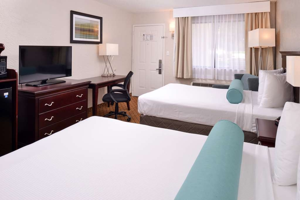 Best Western International Drive - Orlando - Two Double Bed Guest Room