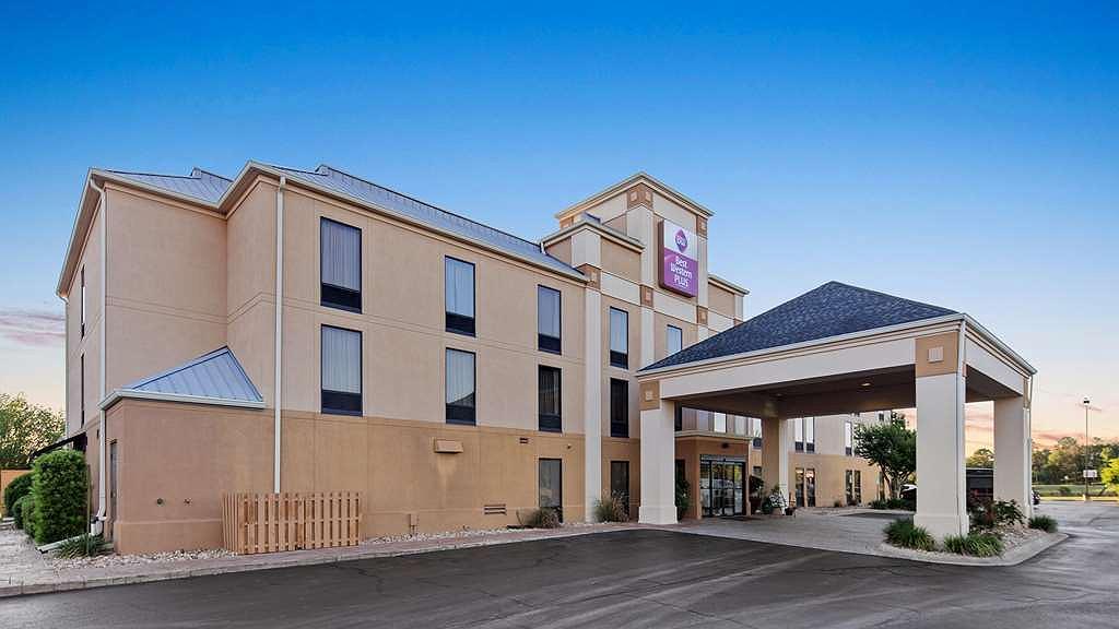 Best Western Plus Madison Inn - Best Western Plus Madison Inn