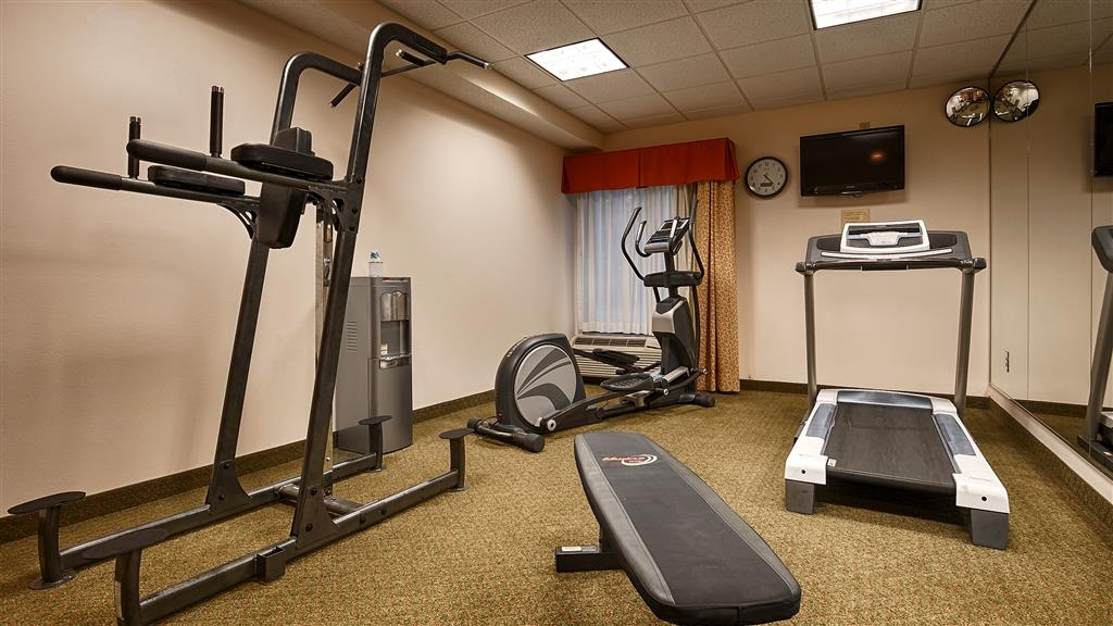 Best Western Plus Madison Inn - Fitness Center