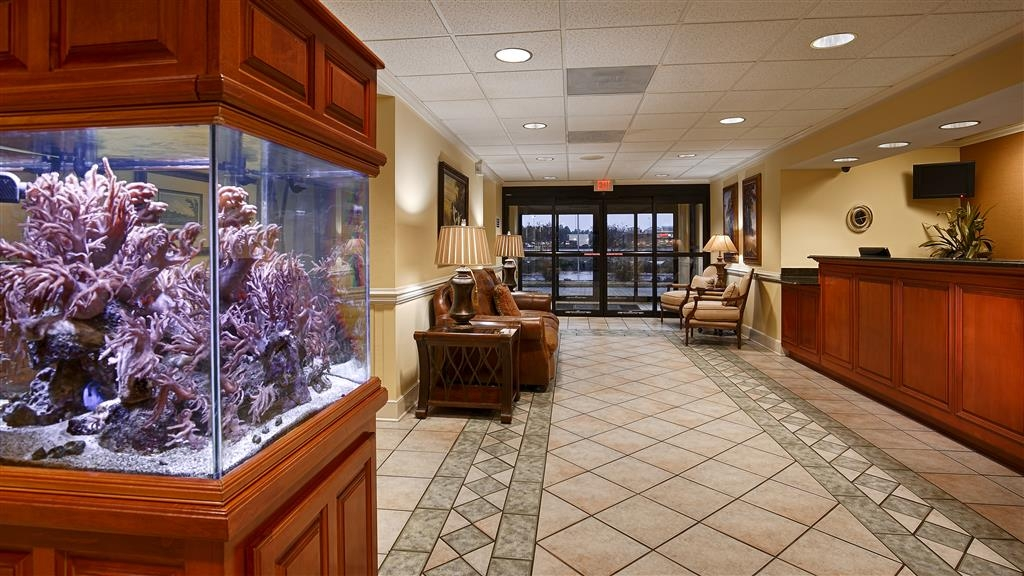 Best Western Plus Madison Inn - Hotel Lobby