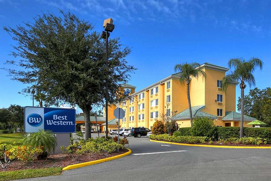 Best Western Orlando Convention Center Hotel - Vista Exterior
