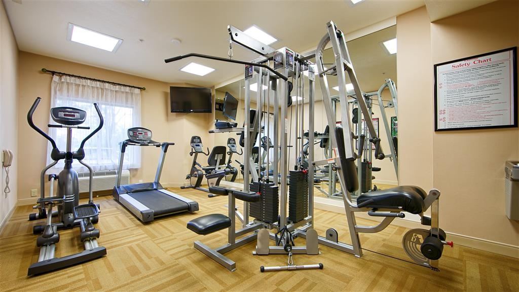 Best Western Orlando Convention Center Hotel - Sala fitness