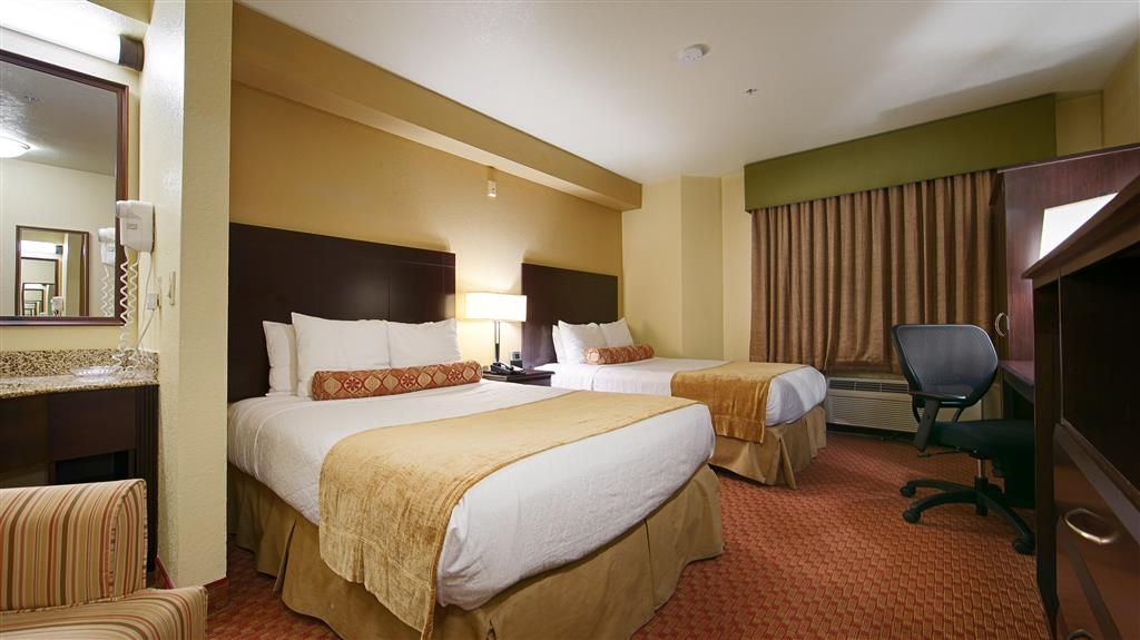 Best Western Orlando Convention Center Hotel - Camere / sistemazione