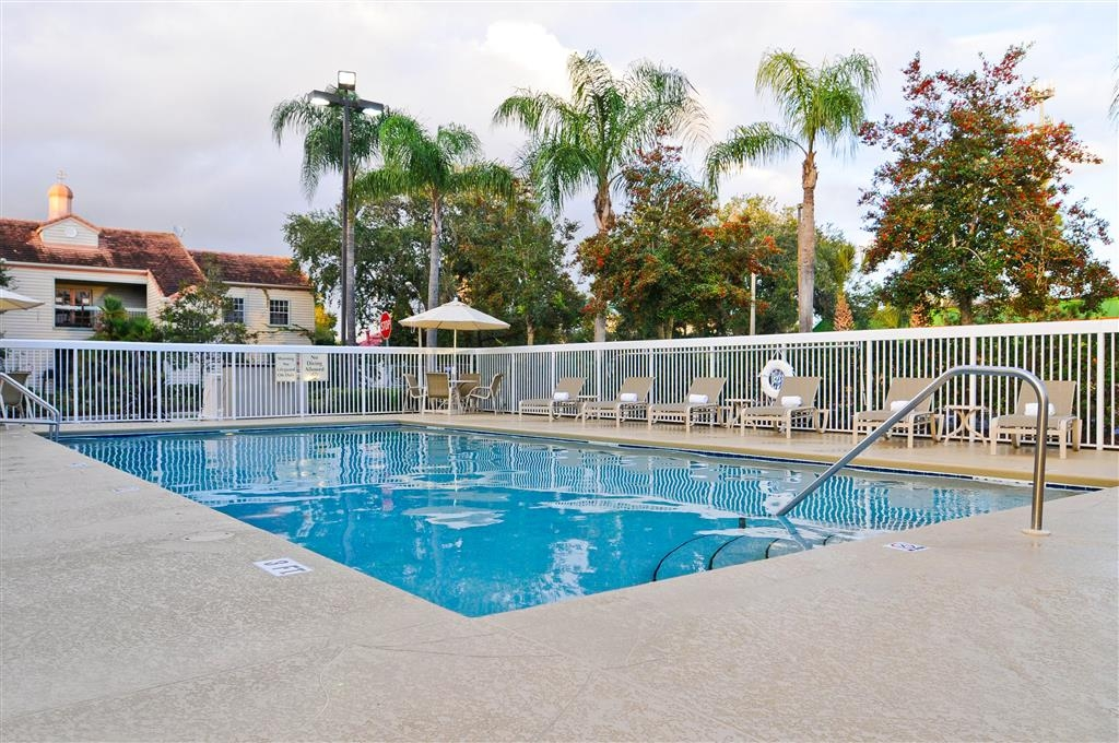 Best Western Orlando Convention Center Hotel - Piscina