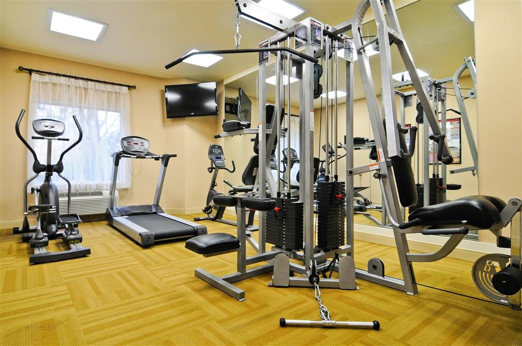 Best Western Orlando Convention Center Hotel - Centro fitness