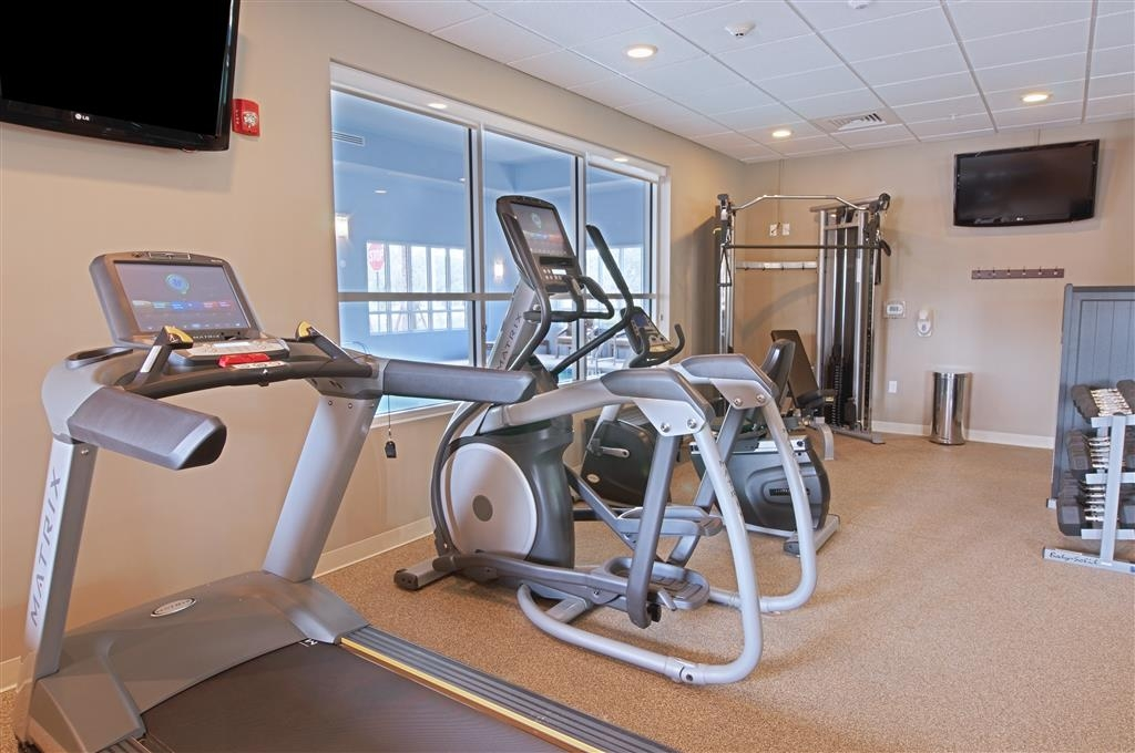 Best Western Plus Miami Airport North Hotel & Suites - exercise chambre
