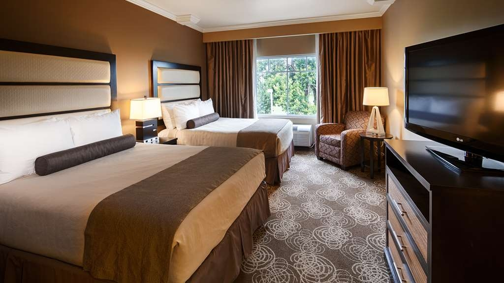 Best Western Plus Miami Airport North Hotel & Suites - Camera con due letti queen size